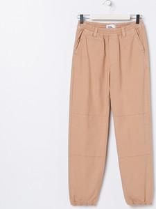 Spodnie Sinsay w młodzieżowym stylu z jeansu
