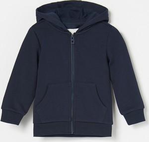 Granatowa bluza dziecięca Reserved dla chłopców