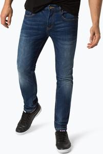 Niebieskie jeansy Scotch & Soda z jeansu