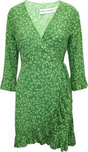 Zielona sukienka Faithfull The Brand Pre-owned mini