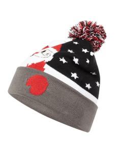 Czarna czapka Capelli New York