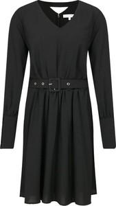 Sukienka Silvian Heach z długim rękawem w stylu casual mini