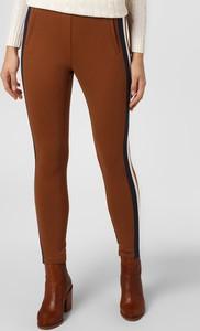 Brązowe spodnie S.Oliver Black Label w stylu casual