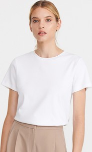 T-shirt Reserved z okrągłym dekoltem