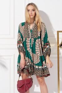 Zielona sukienka Ella Boutique