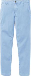 Niebieskie chinosy bonprix bpc selection