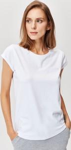 T-shirt FEMESTAGE Eva Minge z krótkim rękawem z bawełny