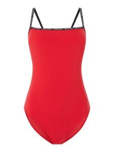 Czerwony strój kąpielowy Calvin Klein Underwear w stylu casual