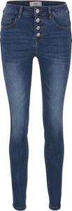 Niebieskie jeansy Heine w stylu casual