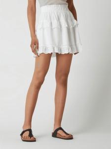 Spódnica Pieces mini z bawełny