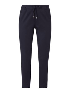 Granatowe spodnie S.Oliver Red Label