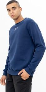 Niebieska bluza Stoprocent