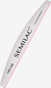 Pilnik do paznokci łódka 100/180 Semilac Quality