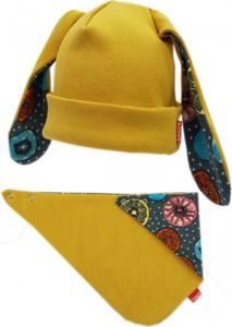 Żółta czapka Bexa