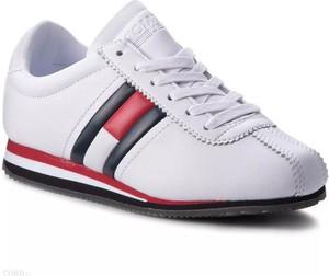 Buty sportowe Tommy Hilfiger (wszystkie Linie) ze skóry ekologicznej