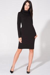 Czarna sukienka Tessita