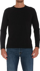 Czarna bluza Comme Des Garçons w stylu casual