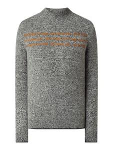 Sweter Calvin Klein w młodzieżowym stylu z bawełny