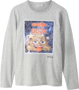 Koszulka dziecięca bonprix emoji