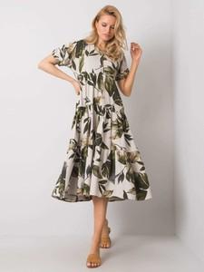 Sukienka Sheandher.pl z bawełny midi