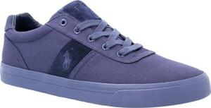 Polo Ralph Lauren Sneakersy HANFORD   z dodatkiem skóry