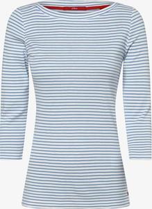 Niebieski t-shirt S.Oliver