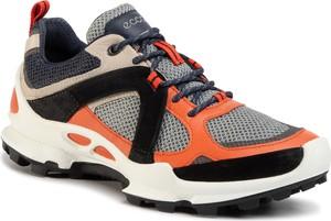 Buty sportowe Ecco sznurowane