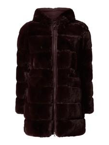 Czerwony płaszcz Ralph Lauren