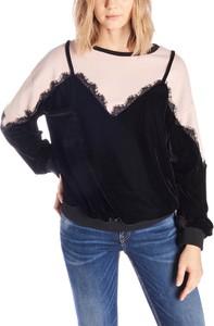 Czarna bluza Fornarina