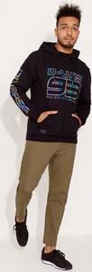 Spodnie Diverse z bawełny