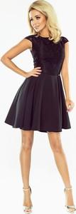 Czarna sukienka Ptakmoda.com mini
