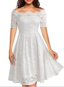 Sukienka Cikelly z krótkim rękawem hiszpanka
