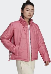 Różowa kurtka Adidas Originals