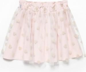 Różowa spódniczka dziewczęca Banana Kids