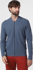 Niebieski sweter Finshley & Harding