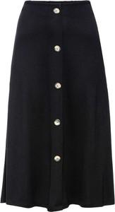 Czarna spódnica bonprix BODYFLIRT w stylu casual