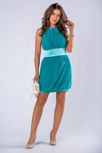Sukienka Ptakmoda.com z tkaniny mini bombka