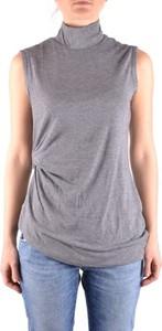 Bluzka Liu-Jo bez rękawów z jeansu w stylu casual