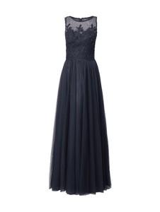 Granatowa sukienka Luxuar