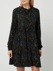 Sukienka Tom Tailor Denim oversize z długim rękawem