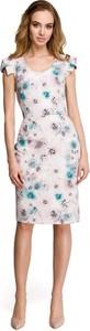 Sukienka Stylove w stylu casual ołówkowa mini