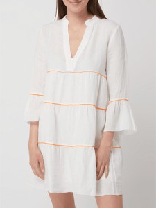 Bluzka Emily van den Bergh z dekoltem w kształcie litery v