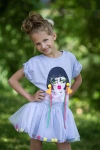 Tunika dziewczęca Małami
