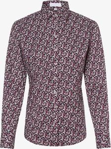 Bluzka brookshire w stylu casual z długim rękawem z kołnierzykiem