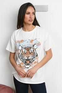 T-shirt Scarlet Jones