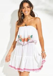 Sukienka V by Very mini bez rękawów