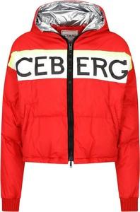 Czerwona kurtka Iceberg