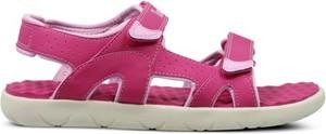 Buty dziecięce letnie Timberland na rzepy