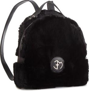 Czarny plecak Eva Minge