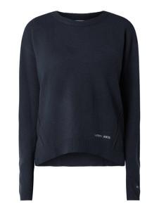 Sweter Tommy Jeans w stylu casual z jeansu